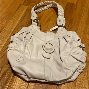 Aldo NWT cream purse